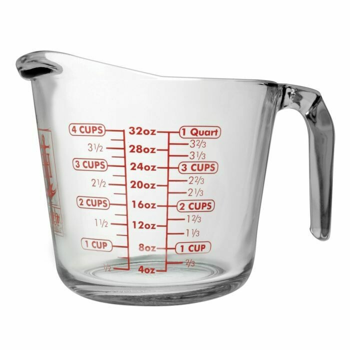 Anchor 4 Cup Measure