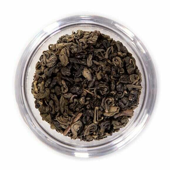 Gunpowder Organic Green Tea - Tin (2oz)