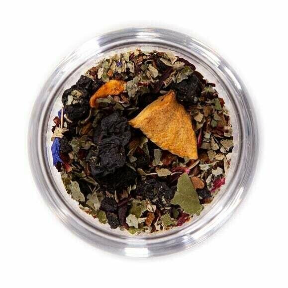 Oregon Harvest Berry Herbal Tea - Tin (2oz)