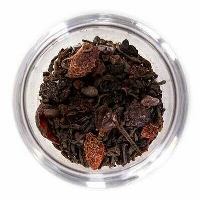 Red Moon Puerh Tea - Tin (2oz)