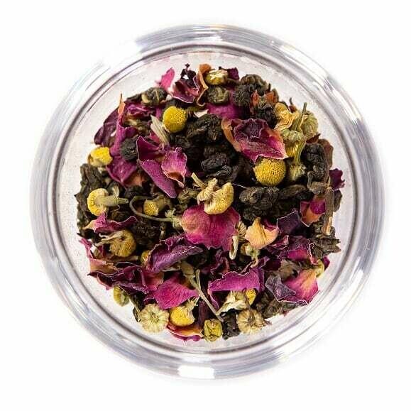 Oolong Blossom Oolong Tea - Tin (2oz)