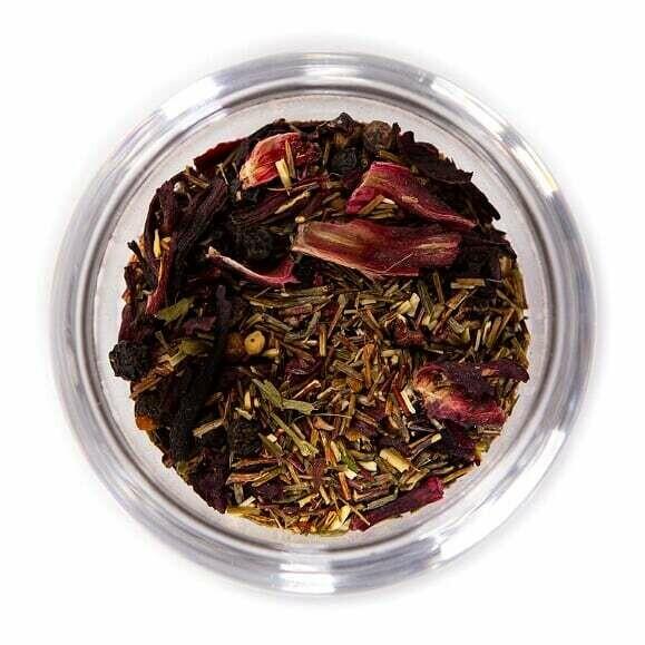 Ruby Twist Herbal Tea - Tin (2oz)