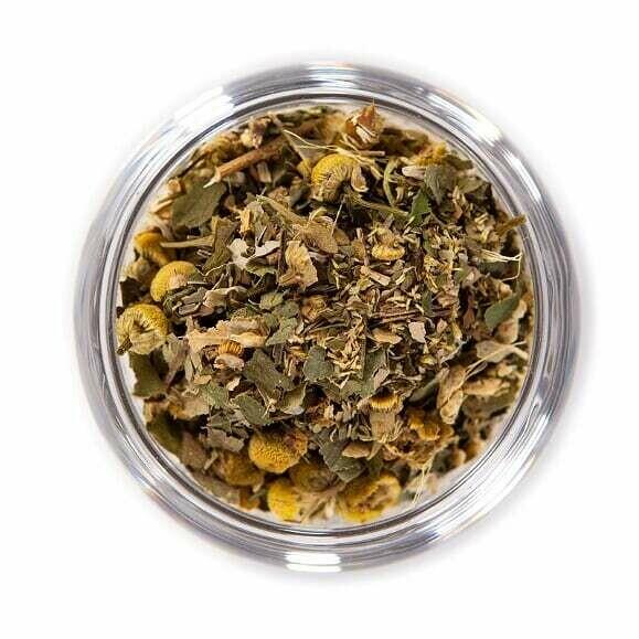 Be Well Blend Organic Herbal Tea - Tin (2oz)