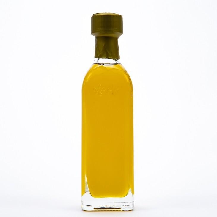 Lemon Fused Olive Oil - 60ML