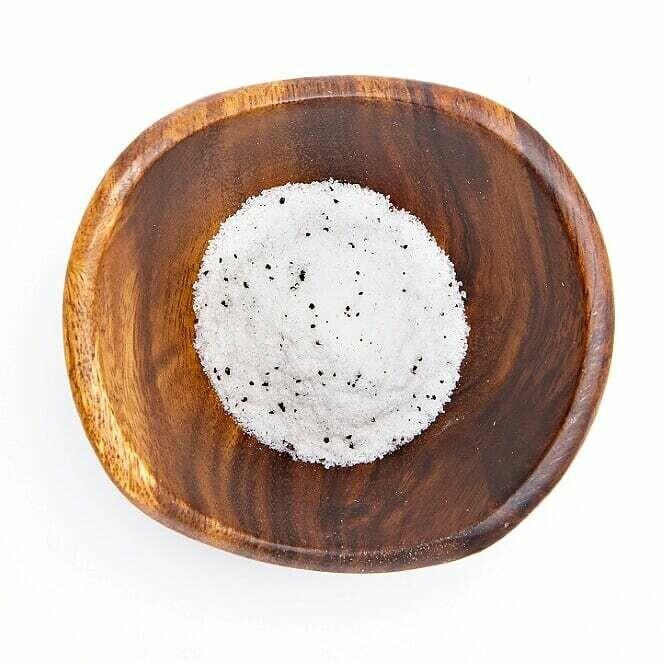 Black Truffle Sea Salt - 1/2 cup Jar (3.9 oz)