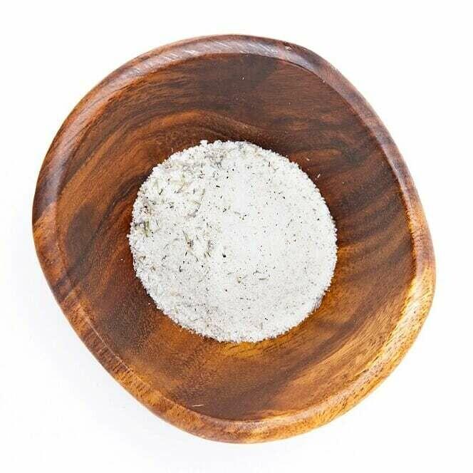 Lavender Sugar - 1/2 cup Jar (3.3 oz)