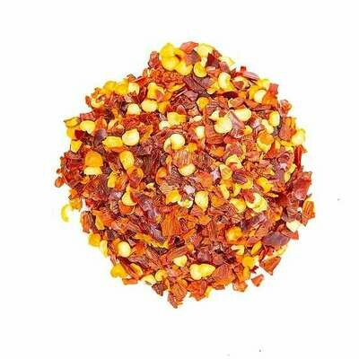Chili Pepper Flakes - Lrg Bag (4oz)