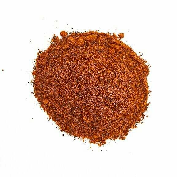 Chili Ancho Powder - 1/2 cup Shaker Jar (2.1 oz)