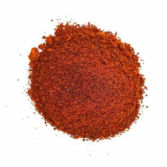 Chili Chipotle Powder - 1/2 cup Shaker Jar (2.5 oz)