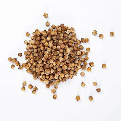 Coriander Seed Organic - 1/2 cup Shaker Jar (1.4 oz)