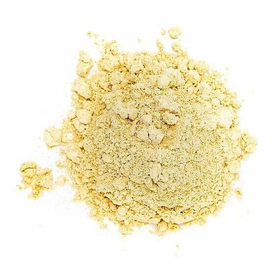 Fenugreek Powder Organic - 1/2 cup Shaker Jar (2 oz)