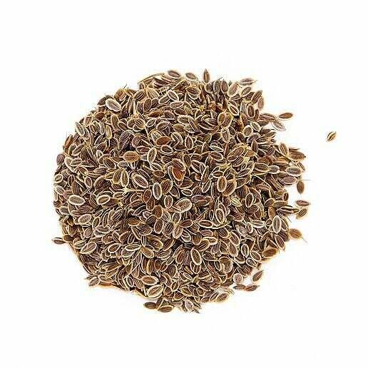Dill Seed - Lrg Bag (4oz)