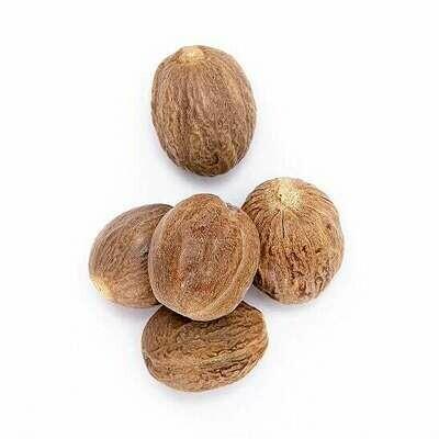 Nutmeg Whole Organic - 1/2 cup Shaker Jar (2oz)
