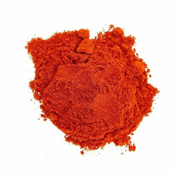 Paprika Hot Smoked- Lrg Bag (4oz)