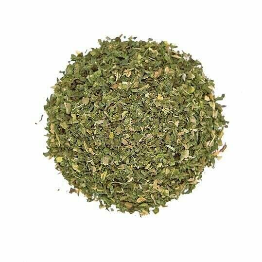 Mint Spearmint - 1/2 cup Shaker Jar (0.46 oz)
