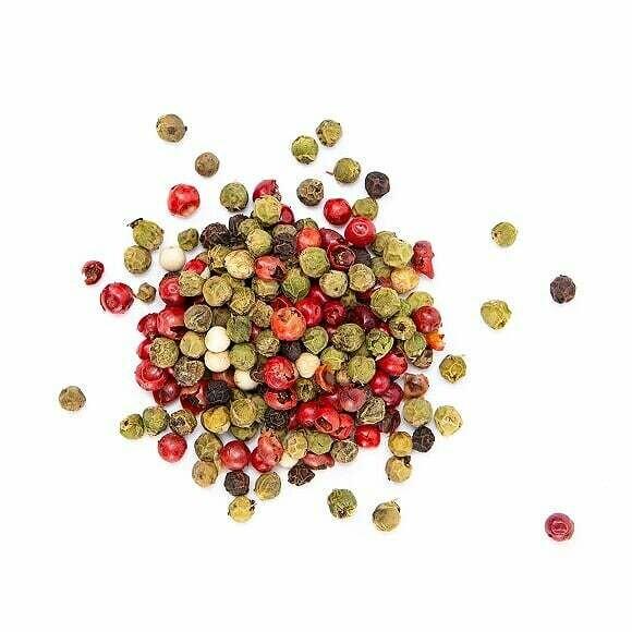 Peppercorn Mix - 1/2 cup Grinder Jar (1.8 oz)