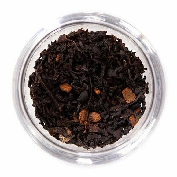 Spiced Amaretto Black Tea - 4oz Bag