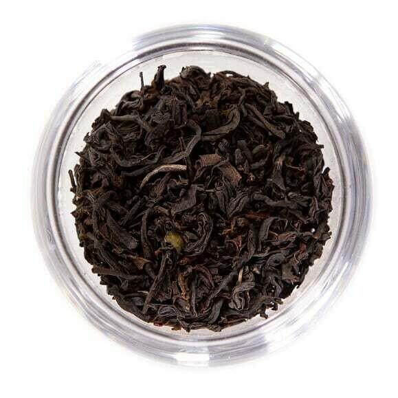 English Breakfast Organic Black Tea - 8oz Bag