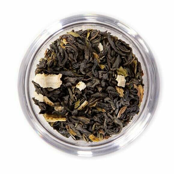 Serene Mint Organic Green Tea - 8oz Bag