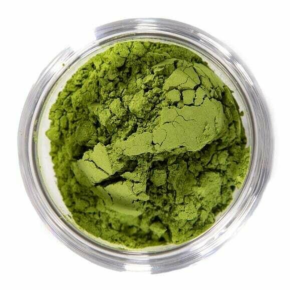 Pure Matcha Green Tea - 4oz Bag