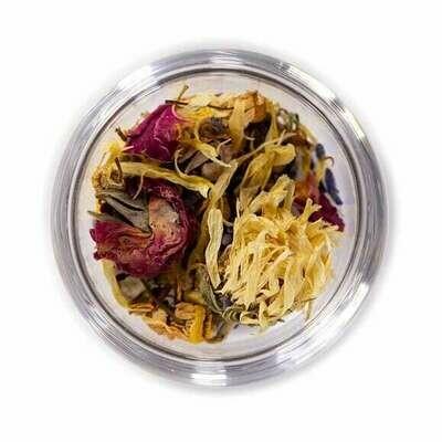 Rose Repose Herbal Tea - 4oz Bag
