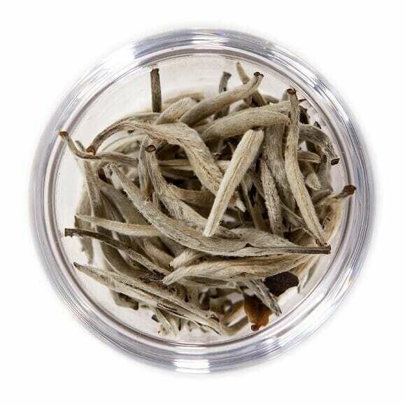 Silver Needles White Tea - 8oz Bag