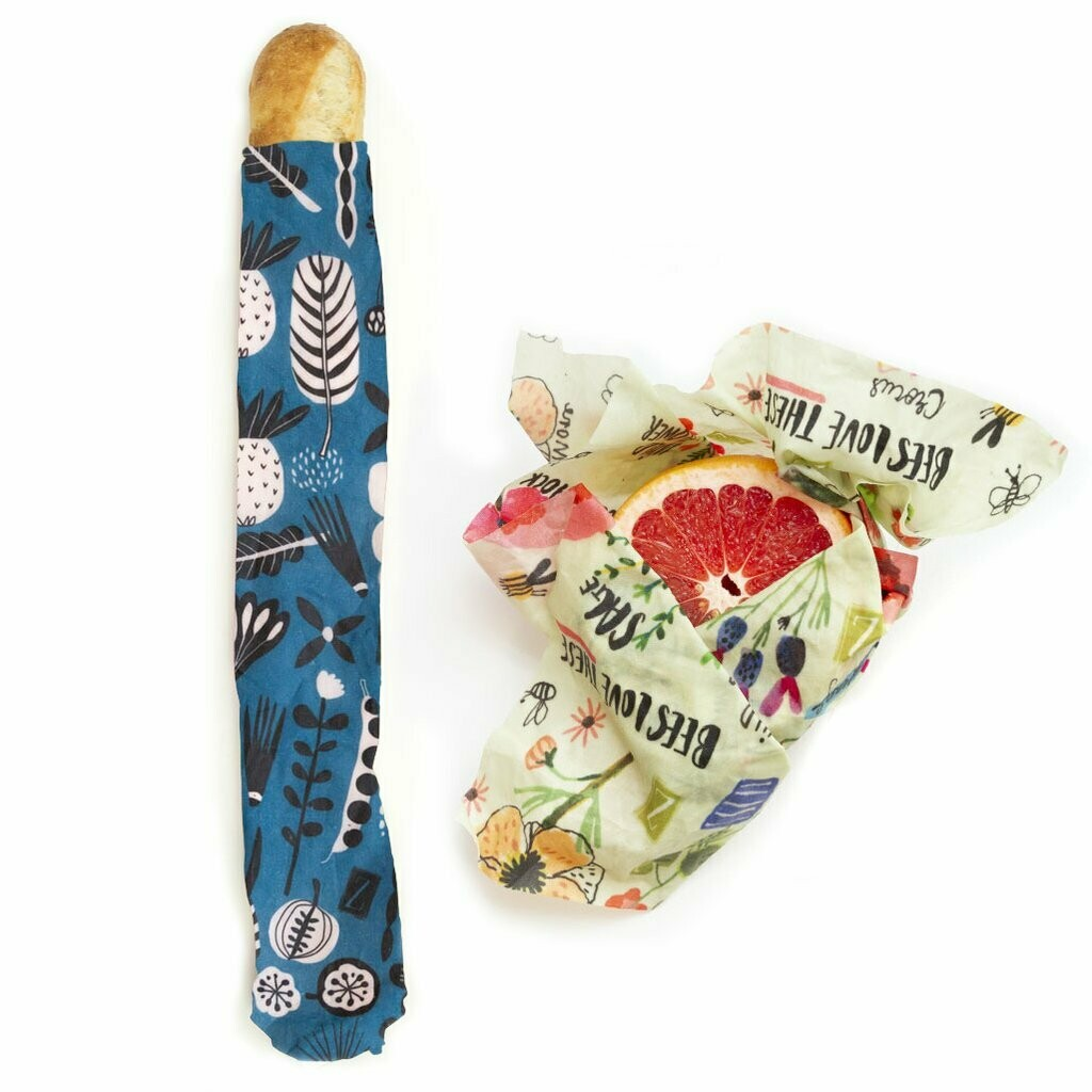 2 Pack Z Wraps M/XL - Bees and Petals