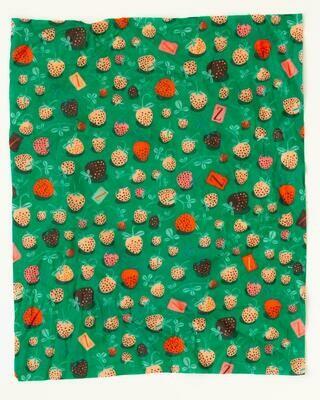 3 Pack Z Wraps S/M/L - Strawberry Fields