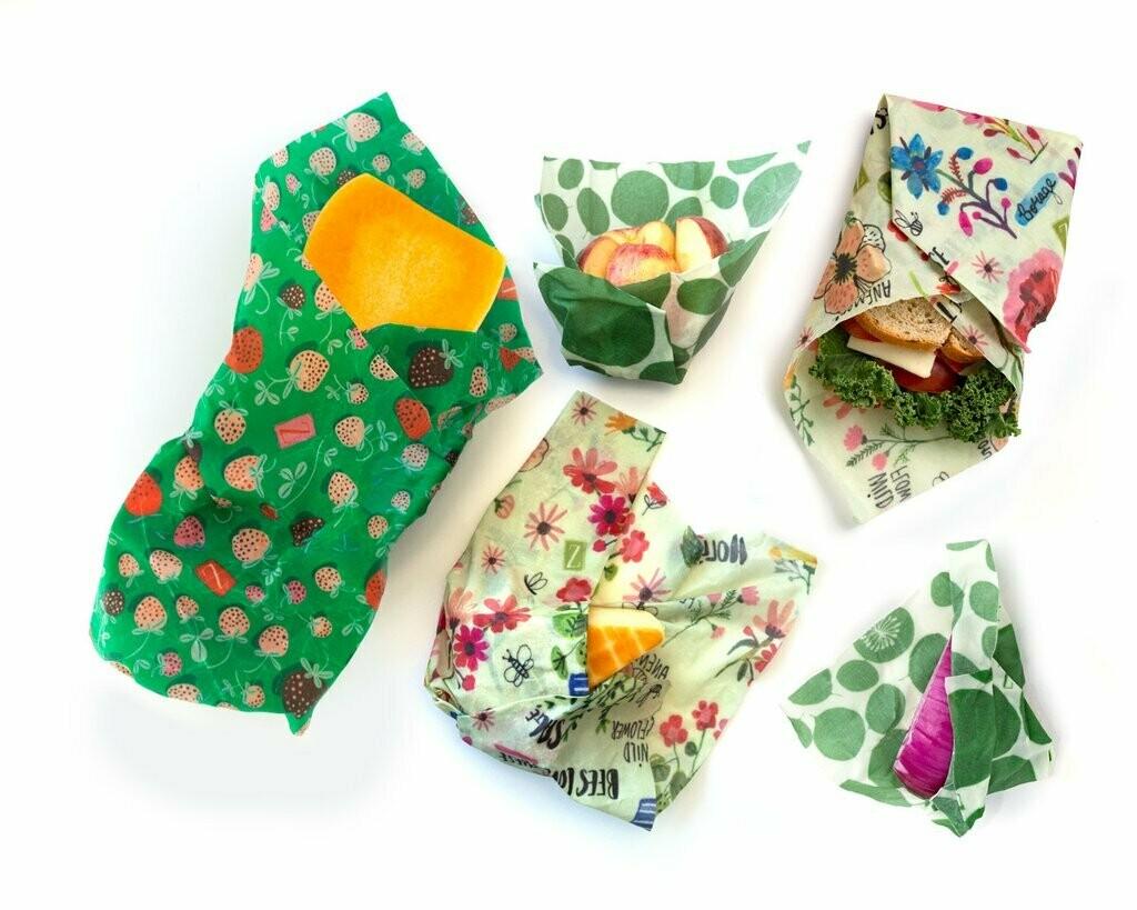 5 Pack Z Wraps
