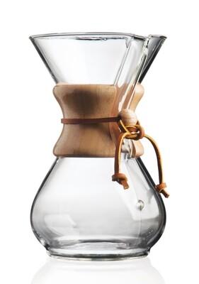 Six Cup Classic ChemEx Coffeemaker