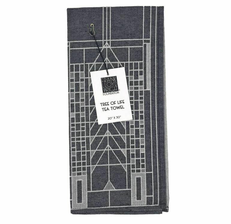 Frank Lloyd Wright Tea Towel