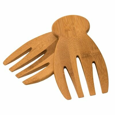 Bamboo Salad Hands