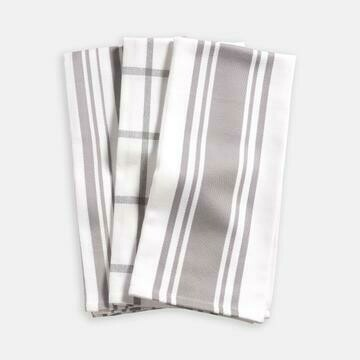 Kitchen Towels - Set of 3 - Stripes