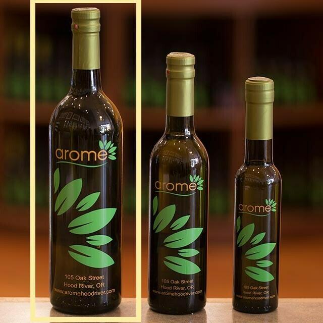 Olive Wood Smoke Infused Olive Oil - 750ML