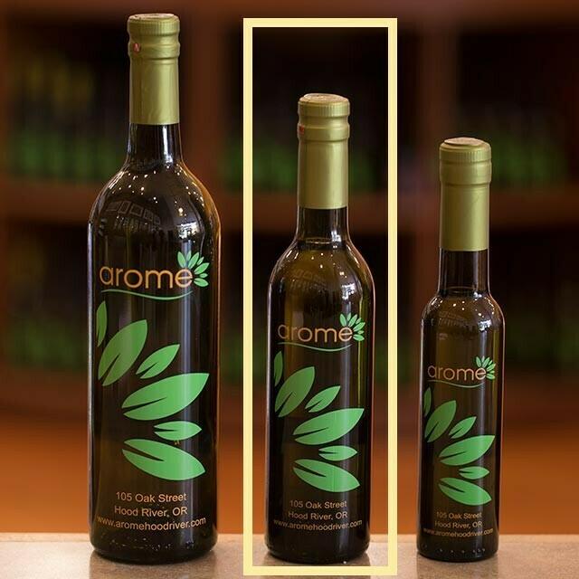 Basil Infused Olive Oil - 375ML