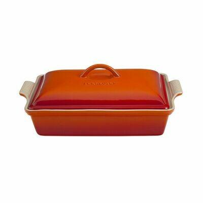 Casserole Dish w/Lid - 4 Qt