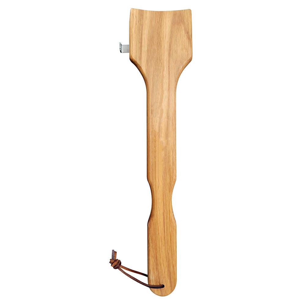 Natural Wood Grill Scraper