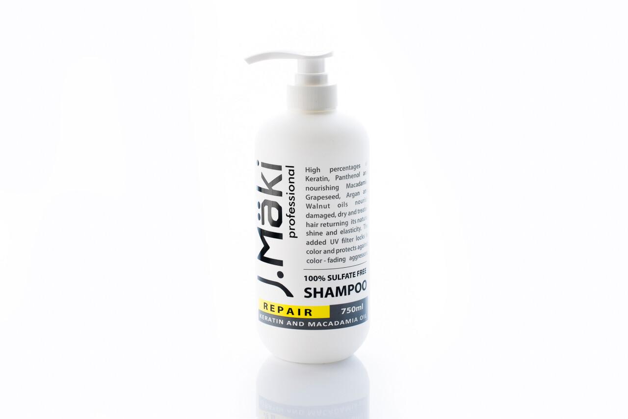 Shampoo REPAIR 750 ml