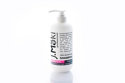 Shampoo COLOUR 750 ml