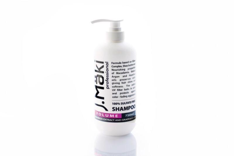 Shampoo VOLUME 750 ml