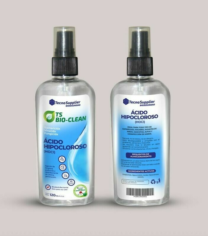 TS BIO-CLEAN DOMESTICO 120 ML