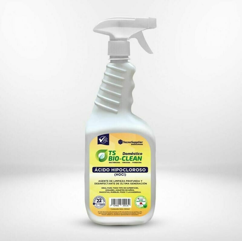 TS BIO-CLEAN DOMESTICO 800 ML