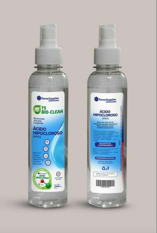 TS BIO-CLEAN DOMESTICO 240 ML