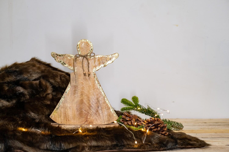 Ange en bois (Petit)