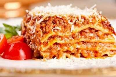 Casa Italia Beef Lasagne 400g c.