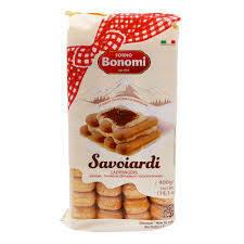 Savoiardi Biscuits 400g