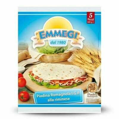 Piadina flat bread (5 Pcs) 600g