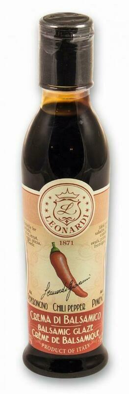 Chilli Balsamic Glaze Leonardi 220ml