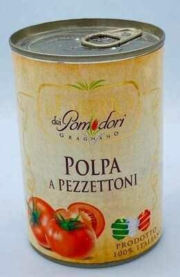 Polpa Pomodori / Chopped Tomatoes 400g
