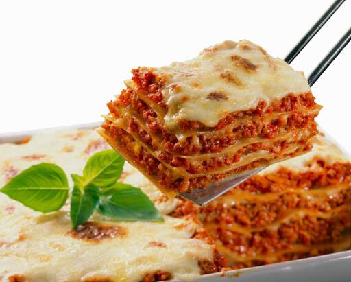 Casa Italia Beef Lasagna Tray for 6/8 People 2.5kg c.